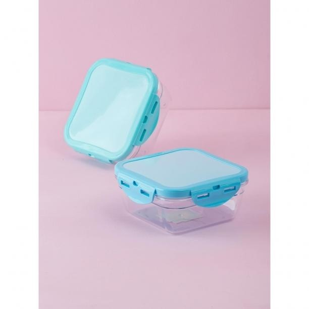 Blue food container Neurčeno One size