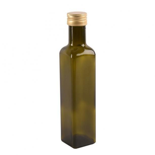 Fľaša sklo viečko OLEJ 0,5 l ORION