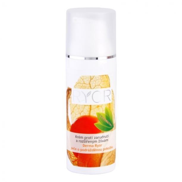 RYOR Derma Ryor krém proti začervenaniu pokožky a rozšíreným žilkám s probiotikami 50 ml dámské 50 ml
