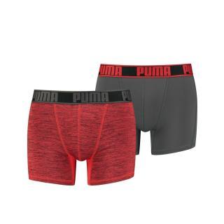 2PACK mens Puma sports boxers multicolored  pánské Other L