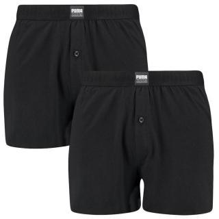 2PACK mens shorts Puma black  pánské Other XL
