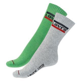 2PACK socks Levis multicolored  pánské Other M