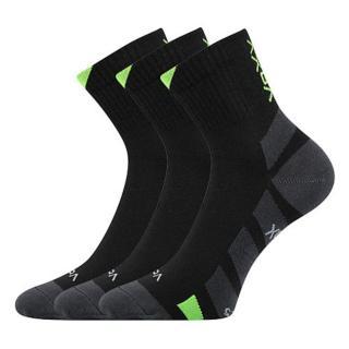 3PACK socks Voxx black  dámské Other M