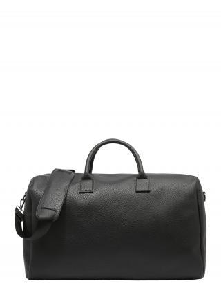 ABOUT YOU Cestovná taška Connor  čierna pánské One Size