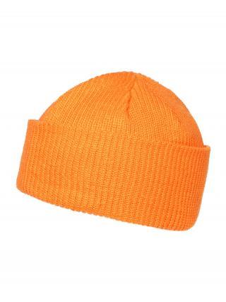 ABOUT YOU Čiapky Bjarne  oranžová pánské One Size