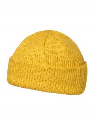ABOUT YOU Čiapky Bjarne  žltá pánské One Size