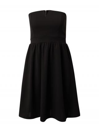 ABOUT YOU Kokteilové šaty Aurea  čierna dámské 34