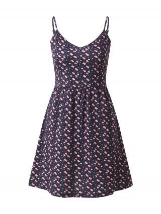 ABOUT YOU Letné šaty Danai  námornícka modrá / ružová dámské 42