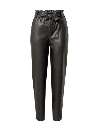 ABOUT YOU Plisované nohavice Janett  čierna dámské 34