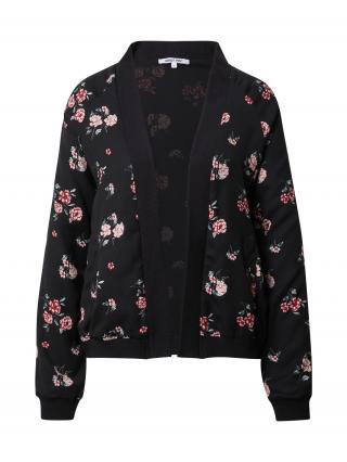 ABOUT YOU Prechodná bunda Maja  zmiešané farby / čierna dámské XS