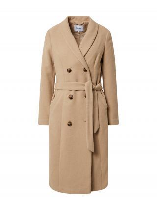 ABOUT YOU Prechodný kabát Sally  piesková dámské L