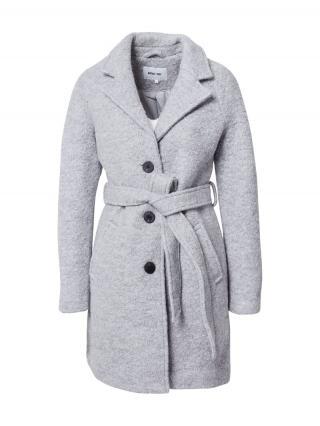 ABOUT YOU Prechodný kabát  svetlosivá dámské S