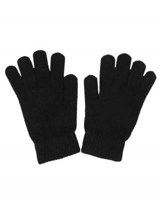 ABOUT YOU Prstové rukavice Anja  čierna dámské XS-XL