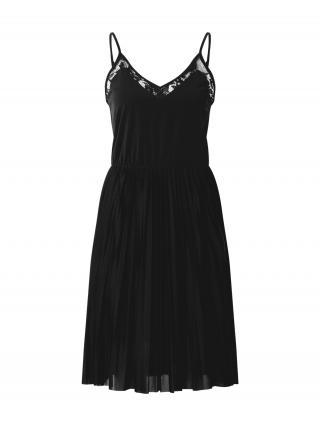 ABOUT YOU Šaty Lotte Dress  čierna dámské 34