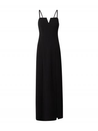 ABOUT YOU Večerné šaty Aurelia  čierna dámské 34