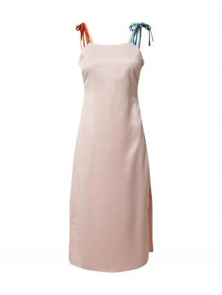 ABOUT YOU x Riccardo Simonetti Šaty Mirja  ružová dámské 34