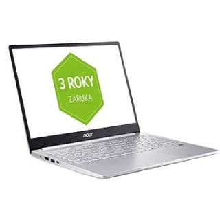 Acer Swift 3 QHD Sparkly Silver celokovový