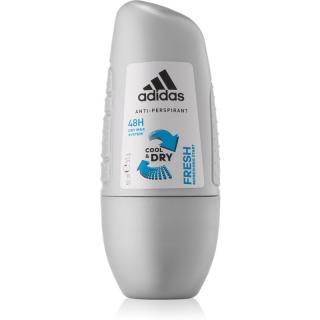 Adidas Fresh Cool & Dry antiperspirant roll-on pre mužov 50 ml pánské 50 ml