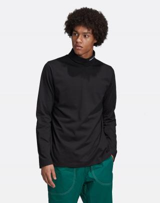 adidas Originals Adv Base Layer Black L pánské Čierna L