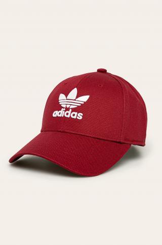 adidas Originals - Čiapka dámské červená ONE SIZE