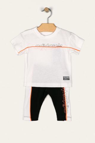 adidas Originals - Detská súprava 62-104 cm biela 92