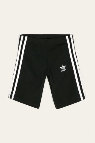 adidas Originals - Detské krátke nohavice 128-164 cm čierna 158