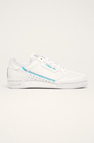 adidas Originals - Detské topánky Continental 80 J biela 38 2/3