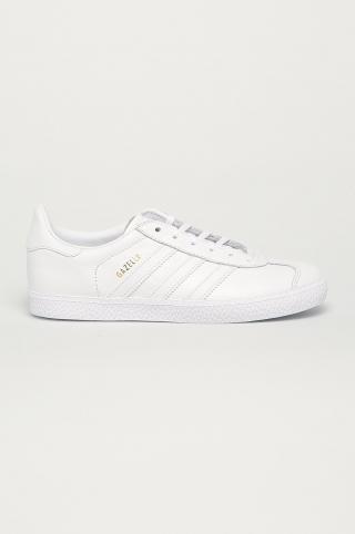 adidas Originals - Detské topánky Gazelle biela 36