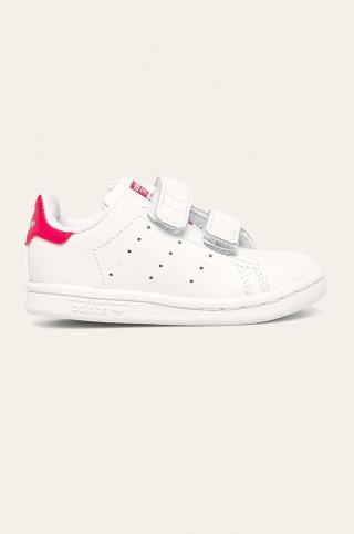 adidas Originals - Detské topánky Stan Smith biela 26