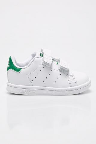 adidas Originals - Detské topánky Stan Smith CF biela 25