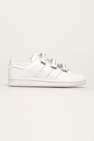 adidas Originals - Detské topánky Stan Smith CF biela 38