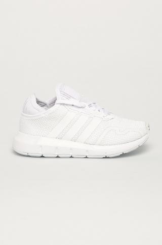 adidas Originals - Detské topánky Swift Run X biela 30