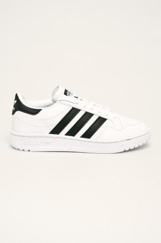 adidas Originals - Detské topánky Team Court biela 38