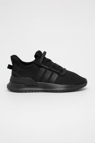 adidas Originals - Detské topánky U Path Run čierna 36