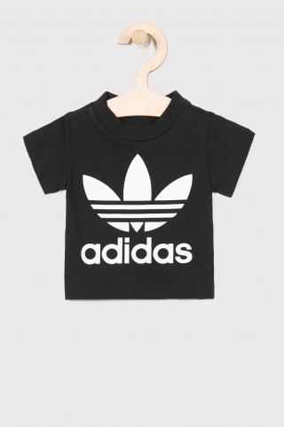 adidas Originals - Detské tričko 62-104 cm čierna 74