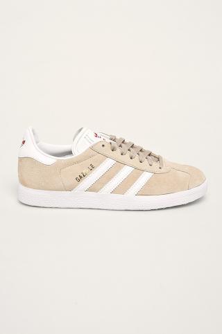 adidas Originals - Kožená obuv Gazelle dámské béžová 38