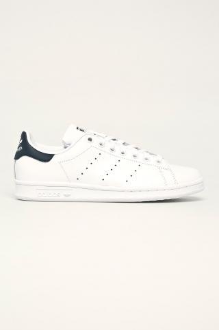 adidas Originals - Kožená obuv Stan Smith dámské biela 38