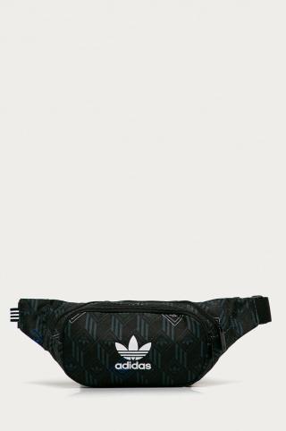 adidas Originals - Ľadvinka pánské čierna ONE SIZE