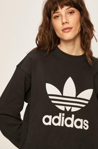 adidas Originals - Mikina dámské čierna 36