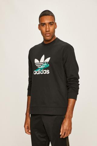 adidas Originals - Mikina pánské čierna S
