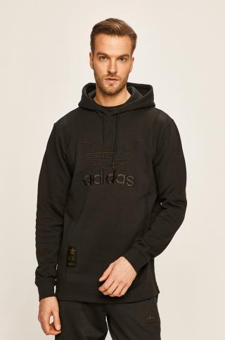 adidas Originals - Mikina pánské čierna XS