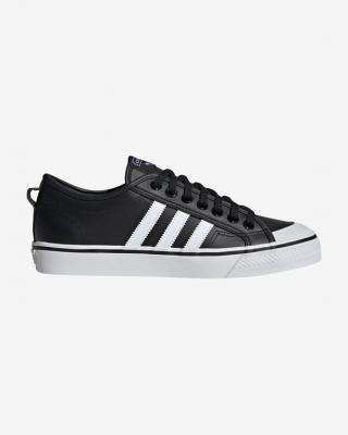 adidas Originals Nizza Tenisky Čierna pánské 47 1/3