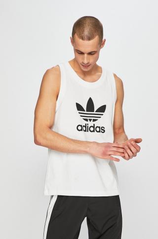 adidas Originals - Pánske tričko pánské biela S