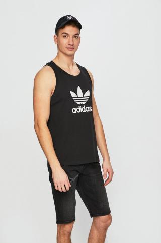 adidas Originals - Pánske tričko pánské čierna S