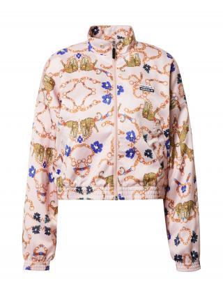 ADIDAS ORIGINALS Prechodná bunda Studio London  zmiešané farby / púdrová dámské S-M