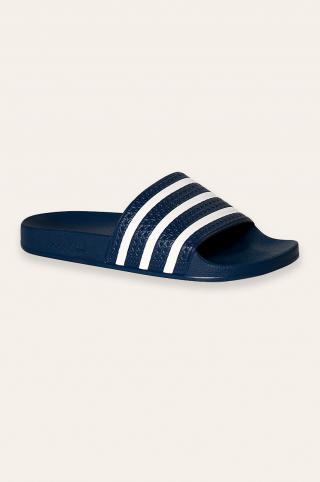 adidas Originals - Šľapky pánské modrá 42