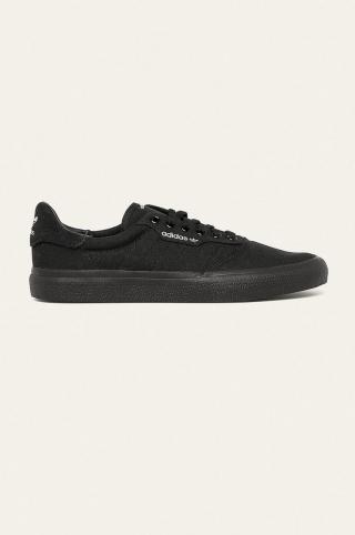 adidas Originals - Tenisky 3Mc pánské čierna 42