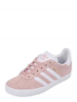 ADIDAS ORIGINALS Tenisky GAZELLE  ružová / biela dámské 33,5