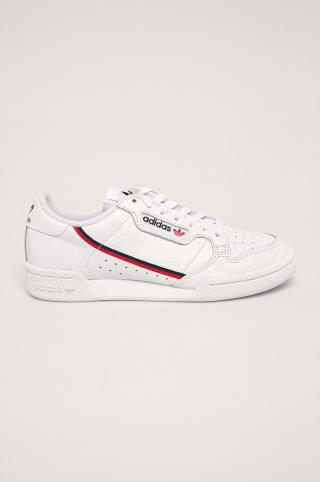 adidas Originals - Topánky Continental 80 dámské biela 36