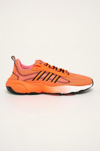 adidas Originals - Topánky Haiwee pánské oranžová 44